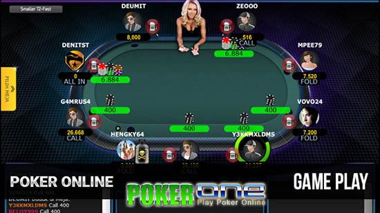 Game Poker Online Indonesia Terpercaya 100% AMAN!